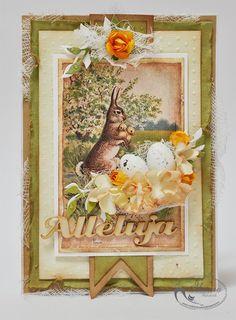 Małe fantazje Oli: Wielkanoc