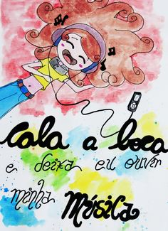 Apenas esse favor vai!!!  #draw #desenho #ilustração #musica #poesiadecaneca