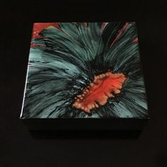 Original Art, Alcohol, Watercolor, Ink, Artist, Painting, Design, Rubbing Alcohol, Pen And Wash