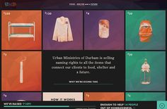 Names for Change | Web Design File