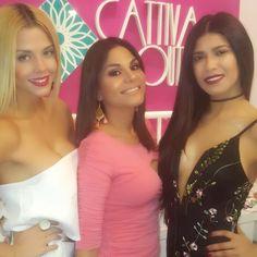 "45 Likes, 1 Comments - Natalia Cruz (@nataliacruznews) on Instagram: ""Conectando con Influencers admirables en #trunkshow de @cattivaboutique #fashion #downtowndoral"""