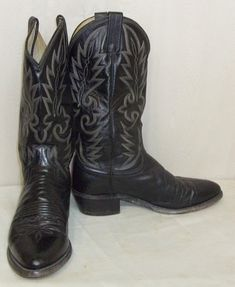 613ea320566 94 Best Vintage Boots images in 2019 | Cowboy boot, Cowboy boots ...