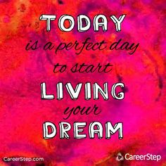 As You Are Studying Remember That Fulfilling Your Dreams Comes By Doing The Little Things
