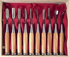 KAWASEI 10 шт Высекая инструмент комплект Акацуки