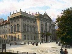 Das Palais Trautson in Wien Austria, Building, Travel, Historical Pictures, Graz, Baroque, Viajes, Buildings, Destinations