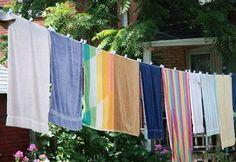 Cómo eliminar el olor a humedad de la ropa