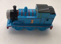 "Thomas Tank Engine & Friends Train 3 1/2"" Plastic 2007 DecoPac #DecoPac"