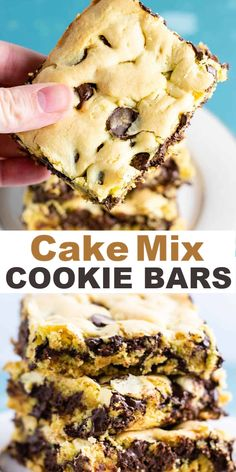 Cake Mix Cookie Recipes, Cake Mix Cookies, Cupcakes, Cookies Et Biscuits, Dessert Recipes, Bar Recipes, Sandwich Cookies, Fudge Recipes, Cookie Desserts