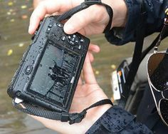 A little bit of rain won't hurt our #NikonSubaruAdventure with the new waterproof Nikon 1 AW1! You can read more about this camera here: http://bit.ly/18cALwP