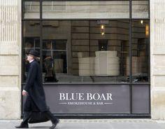 Blue Boar   Smokehouse & Bar