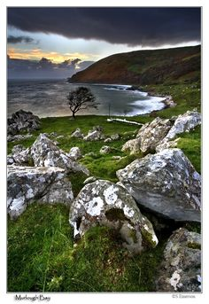Do you want to know a secret? Murlough bay,Ballycastle is one of Ireland's most beautiful but least known bays.
