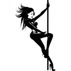 pole dancer tattoo - Buscar con Google
