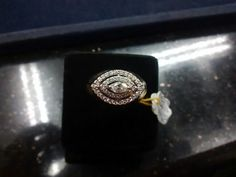 Gents ring..design..with round n marquiese diamonds