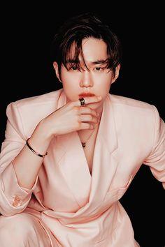 junmyeon for grazia korea Chen, Kai, Baekhyun Chanyeol, Kpop Exo, Exo K, Kris Wu, Exo Fanart, Kim Joon Myeon, Exo Album