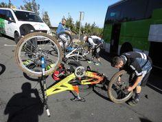 Unbetitelt Tenerife, Bicycle, National Parks, Bike, Bicycle Kick, Teneriffe, Bicycles