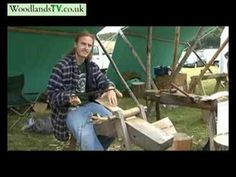 How to make Wood Shingles using hand tools {excellent video!}