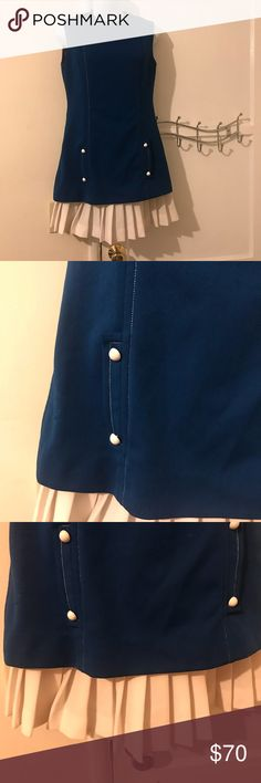 Skirts Obliging Bnwt Size 8 Mid Blue Denim Mini Skirt Clothing, Shoes & Accessories
