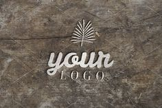 7 Logo Mockup Pack Graphics Features:- Carved Wood- Paper Logo- Recycled Paper Logo- Metalic Logo Black/White- Carved Marb by catarina.pinto