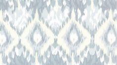 Fabric - Ikat (Gray)