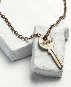 Giving Key-embrace the word, then pay it forward to someone you feel needs the message more.  Then write a story of why you gave it away.  www.thegivingkeys.com