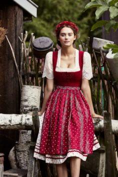 Dirndl aus der Steiermark - Lena Hoschek - Österreichische Dirndl