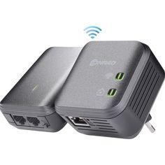 Door deze Powerline WiFi starterkit heb jij ook in je tuin een goed WiFi-bereik
