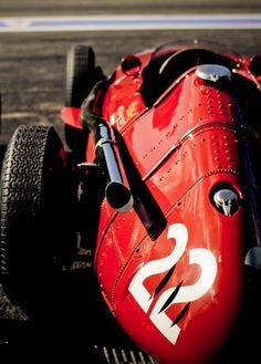 mobilmitstil:  Maserati 250F