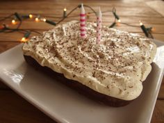 Gingerbread Cake hungrycub.wordpress.com