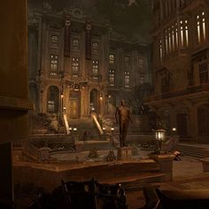 Return to the dark underbelly of Karnaca as Billie Lurk in #Dishonored: Death of the Outsider: https://beth.games/2riGF3I