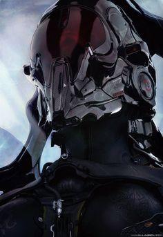 cyborg armor - Google Search
