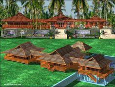 Tropical house plans Sulawesi Gado House plans  Balemaker Tropical    Tropical house plans Sulawesi Gado House plans  Balemaker Tropical Houses