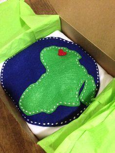 Custom Africa onesie  by PetalandTwigFelt on Etsy