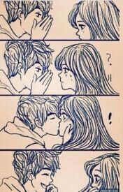 Anime Drawing Ideas cute couple sketch More - Share with your friends. Croquis Couple, Anime Love, Cute Couple Sketches, Love Drawings Couple, Anime Kunst, Cute Comics, Couple Art, Manga Couple, Couple Kiss Drawing