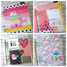 My Story Book pages with the Crate paper Cute Girl collection. Diy Crafts For Girls, Crate Paper, Believe In Magic, Class Projects, Book Pages, Life Inspiration, Project Life, New Pictures, Paper Crafting