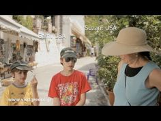 Family in Greece (English)