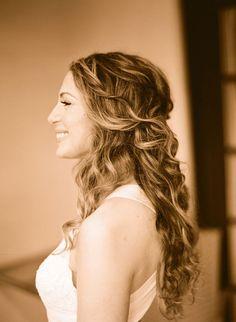 bohemian curls...love it!