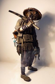 Post Apocalyptic Clothing, Post Apocalyptic Costume, Post Apocalyptic Art, Character Creation, Character Concept, Character Art, Concept Art, Cosplay Anime, Steampunk