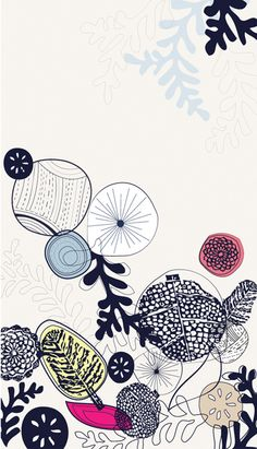 plant design - suzanne lefebvre. lovely use of graphics