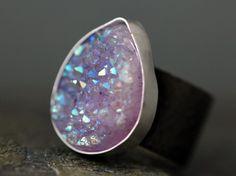 iridescent 'mystic' coating