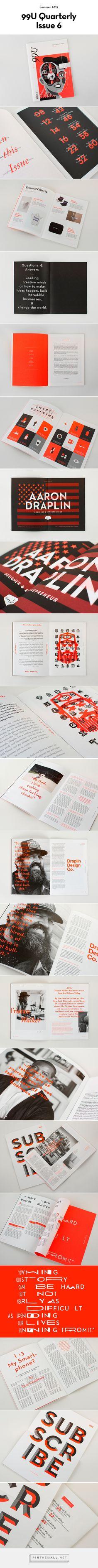 99U Quarterly — Issue 6