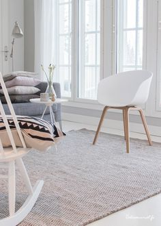 one nordic key side table | home of blogger eline of via www.talosanomat.fi