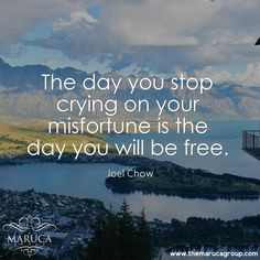 The day you stop crying on your misfortune is the day you will be free. (Joel Chow)  For Professionally managed villas around the world 🌎-The Maruca Group  For Details: please contact us @themarucagroup Reservations@themarucagroup.com  www.themarucagroup.com  +1305-218-5216  #life #artist #thisisit #trust #motivation #inspiration #asked #igsg #sgig#Lasvegas #TheMarucagroup #Hamptons #Palmsprings #Travelersguide #Southbeach#villarentals #Bahamas #Miami #Losangeles #practice #habit #instapic…