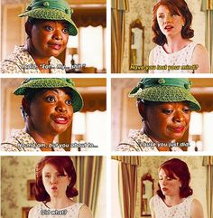 The Help {Great Scene!}