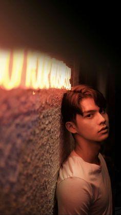 """ nation's boyfriend the nation"" Handsome Actors, Cute Actors, Handsome Boys, Pretty Boys, Cute Boys, Bright Wallpaper, Ideal Boyfriend, Cute Asian Guys, Bright Pictures"