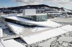 Oslo Opera House/ Snohetta