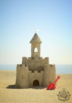 Building sand castles with friends Beach Sand Castles, Beach Activities, Sand Art, Summer Bucket Lists, Beach Fun, Summer Fun, Summer Themes, Hello Summer, Sea Shells