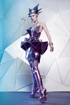 Crystal universe by Ophelia-Overdose.deviantart.com on @deviantART