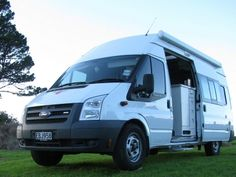 Ford Transit jumbo camper conversion Ford Transit Conversion, Camper Conversion, Class B Rv, Transit Camper, Cl Shoes, Tree Houses, Buses, Campers, Woodwork