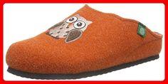 Dr. Brinkmann 320424, Damen Pantoffeln, Orange (Orange), 36 EU - Hausschuhe für frauen (*Partner-Link)