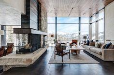 Take advantage of views #design #home #construction http://www.mervedinger.com